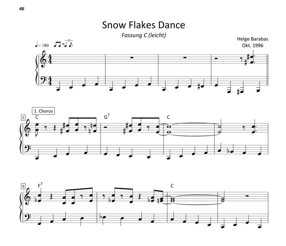 Barabas\' goldene Reihe - Klaviermusik für besondere Anlässe ...
